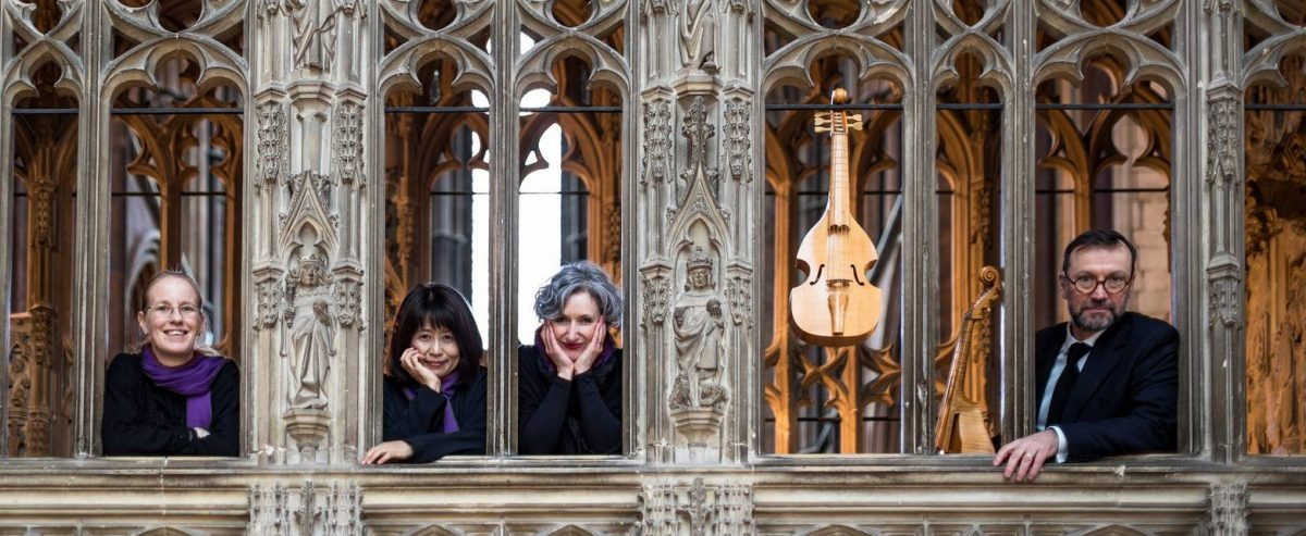 Read up about the Linarol Consort's Festival concert on 29 April